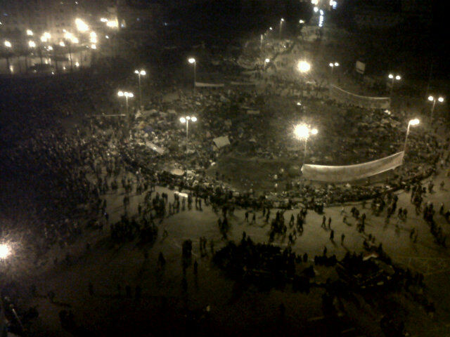 tahrir square/photo Mina Seif / Ramy Raoof